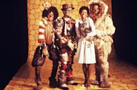 "<p>A retelling of <strong>The Wonderful Wizard of Oz</strong> through the lens of contemporary Black culture, <strong>The Wiz: The Super Soul Musical ""Wonderful Wizard of Oz""</strong> features the legendary likes of <a class=""link rapid-noclick-resp"" href=""https://www.popsugar.co.uk/Michael-Jackson"" rel=""nofollow noopener"" target=""_blank"" data-ylk=""slk:Michael Jackson"">Michael Jackson</a> and Diana Ross at the peak of their careers. Ross's Dorothy is a Harlem teacher whisked away to Oz while trying to save her dog from a storm. Upon arrival, she's told that the only way to get home is to meet the Wiz, played by Richard Pryor. Much like the original, Dorothy's journey is made much more interesting when she meets the Scarecrow (Michael Jackson), the Tin Man (Nipsey Russell), and the Cowardly Lion (Ted Ross).</p> <p><a href=""https://www.showtime.com/#/movie/3463468"" class=""link rapid-noclick-resp"" rel=""nofollow noopener"" target=""_blank"" data-ylk=""slk:Watch The Wiz on Showtime"">Watch <strong>The Wiz</strong> on Showtime</a>.</p>"