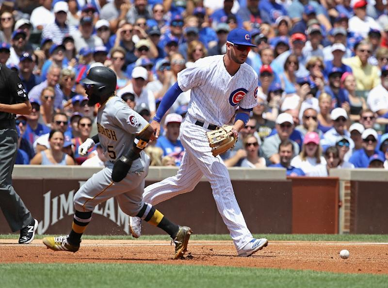 Cubs sound off on disappointing first half