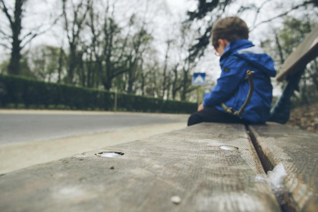 One-third of children who are exposed to family violence will grow up to become abusers themselves, and one-third will become victims, according to the Family Safety Center. (Xavier_S/Getty Images)