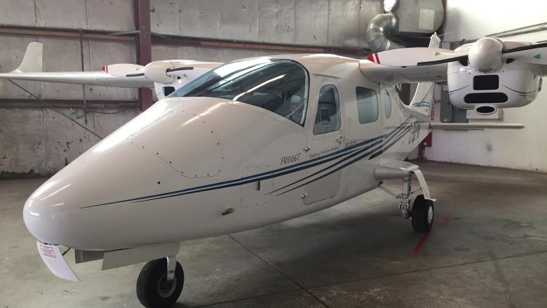 'This is our decision alone': MRU grounds Tecnam planes as crash investigation continues