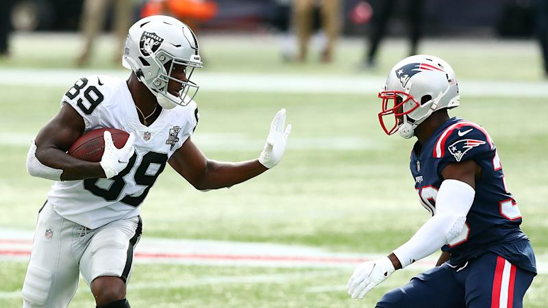 NFL rumors: Bryan Edwards out, Henry Ruggs 'long shot' for Raiders-Bills