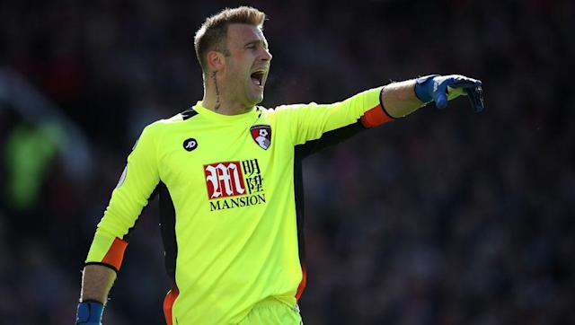 <p><strong>Number of saves this season: 79</strong></p> <br><p>Bournemouth haven't exactly struggled this season, but their second year in the top flight has been challenging to say the least. </p> <br><p>Luckily for the Cherries, they have an experienced keeper in Artur Boruc who has demonstrated some top drawer displays for Eddie Howe's side to keep them on course to retain their Premier League status.</p>