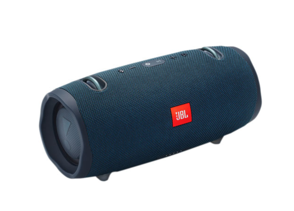 JBL Xtreme 2 Rugged/Waterproof Bluetooth Wireless Speaker. Image via Best Buy.