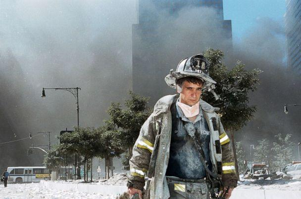 PHOTO: Remembering 9/11 terror attacks (Anthony Correia/Getty Images)