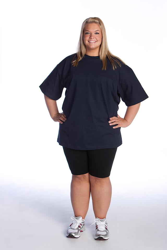 "Amanda Arlauskas competes on the eighth season of <a href=""/biggest-loser/show/37103"">""The Biggest Loser.""</a>"