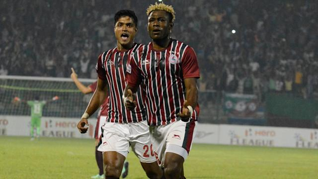 Sanjoy Sen's wards came back from behind to register a victory but Aizawl's draw in Shillong meant disappointment for the Mariners...