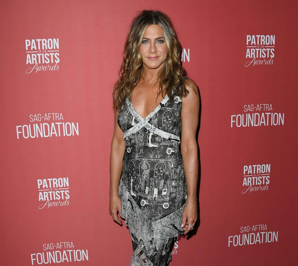 """<p>Everybody has someplace they need to be, and Jennifer is no exception. Azubuike told Women's Health that he uses a training technique called 'periodisation' with Aniston, which adjusts things based on her schedule. """"Depending on where we are in that cycle dictates the duration and intensity of Jen's workout,"""" he says. </p><p>""""If I know Jen isn't filming anything, it's a different phase than if I know she has something coming up tomorrow. If she's going to be walking up to receive an award, I'm not going to destroy her legs in the gym the day before.""""</p>"""