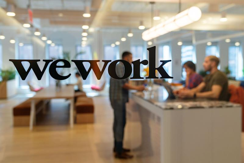 WeWork Poised to Tap JPMorgan, Goldman for IPO as Fee Pool Grows