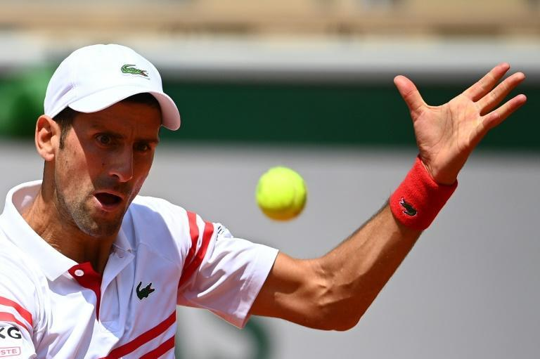 Novak Djokovic trailed Lorenzo Musetti two sets to love but fought back to win as the Italian teenager wilted
