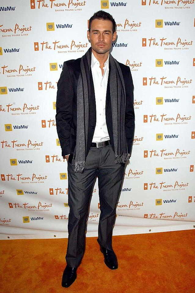 """""""Survivor"""" contestant-turned-model JP Calderon's decision to come out was a poignant and powerful moment in Janice Dickinson's usually over-the-top reality show, """"The Janice Dickinson Modeling Agency."""" Albert Ortega/<a href=""""http://www.wireimage.com"""" target=""""new"""">WireImage.com</a> - December 2, 2007"""