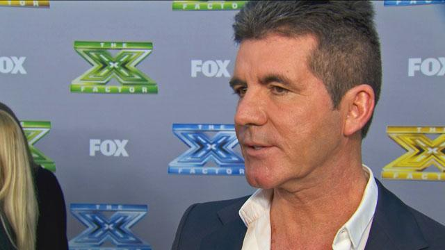 Simon Confirms Demi's Exit from 'X Factor'