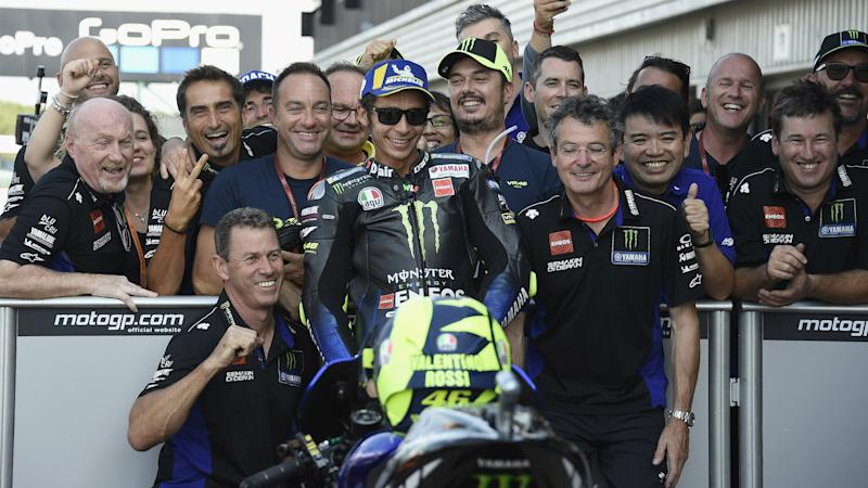 MotoGP Raceweek: Valentino Rossi fuelled by 2019 critics after return to form