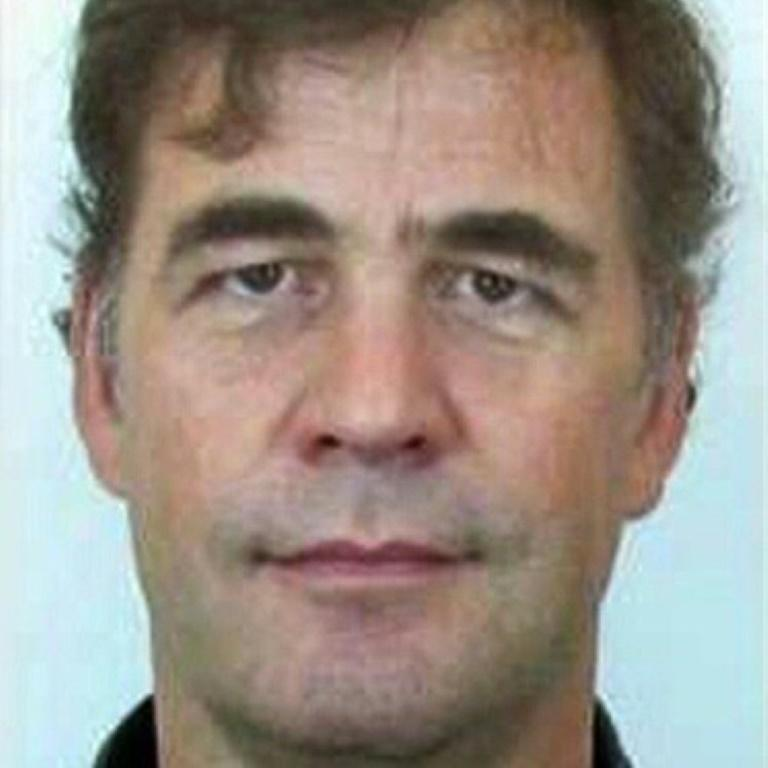 A photograph taken from the Wanted Persons link at the Interpol site shows Argentinian sports marketing executive Alejandro Burzaco who has been indicted by US authorities in the FIFA corruption scandal on June 9, 2015