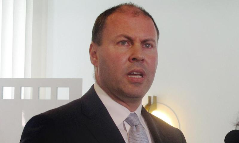 Treasurer Josh Frydenberg says the foreign investment review board expressed concerns about a dominant foreign player buying further into Australia's gas and electricity sectors.