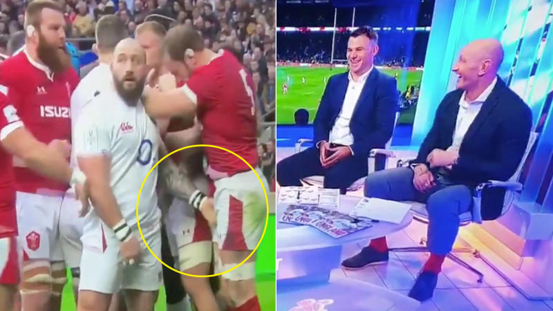 Six Nations: England's Joe Marler cited for grabbing Alun Wyn Jones' penis