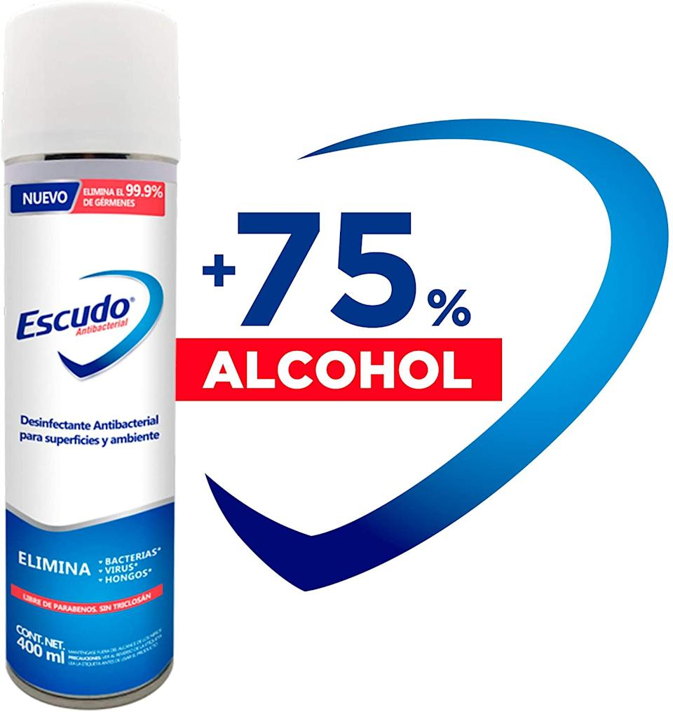 Escudo Spray Antibacterial