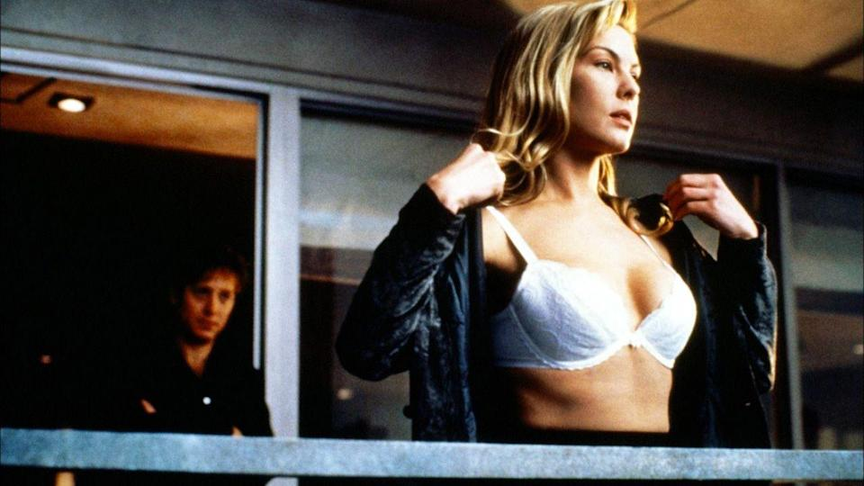 <p>Not to be confused with the Oscar-winning movie about how everyone in Los Angeles is secretly racist, this<em>Crash</em> is directed by David Cronenberg and based on J. G. Ballard's cult novel. The film stars James Spader, Holly Hunter, Deborah Kara Unger, and Rosanna Arquette as a group of people with a very particular fetish: they get turned on by car crashes. </p>