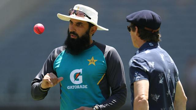 Coach Misbah-ul-Haq says the tourists' pace bowlers must be on the money and attempt to frustrate Steve Smith.