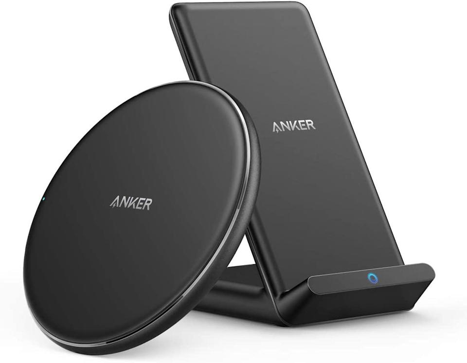 Best Gifts for Him - Anker Wireless PowerWave Pad & Stand Chargers Bundle