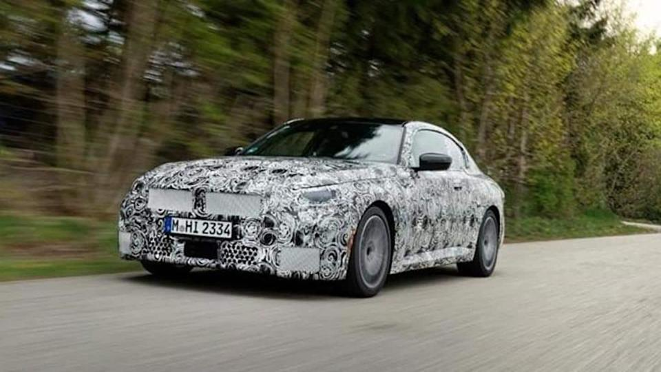 New-generation BMW 2 Series officially teased, production to begin soon