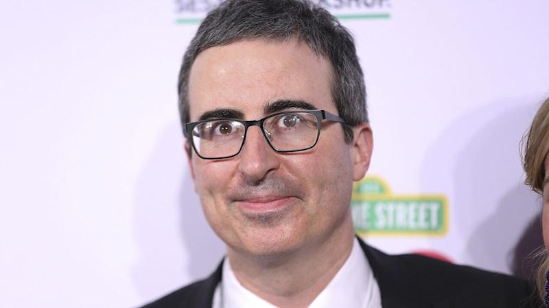 John Oliver Confirms Beyonce Was Photoshopped in 'Lion King' Cast Photo