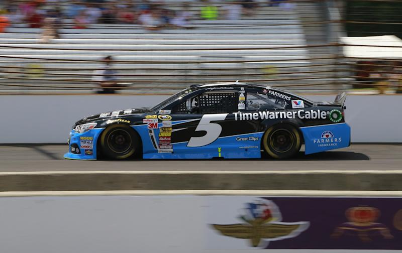 Kahne doomed by poor restart, fuel woes at Indy