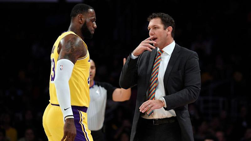 100194afea3 LeBron James: Luke Walton 'played the hand as well as he could'