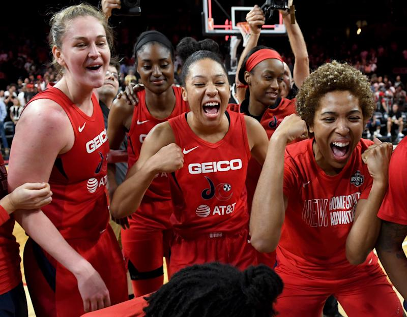 The Women of the WNBA Just Scored a Historic Victory in the Fight for Equal Pay