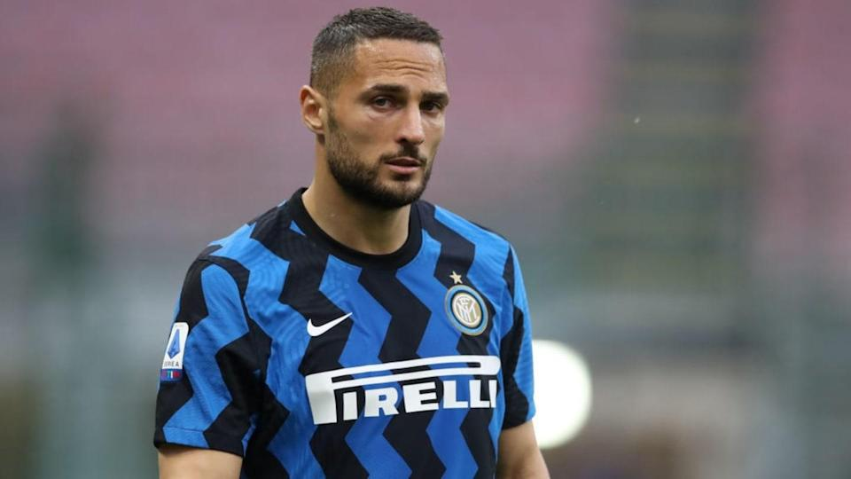 Danilo D'Ambrosio   Jonathan Moscrop/Getty Images