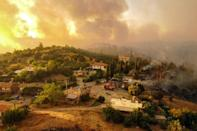 Turkey has suffered its worst fires in at least a decade