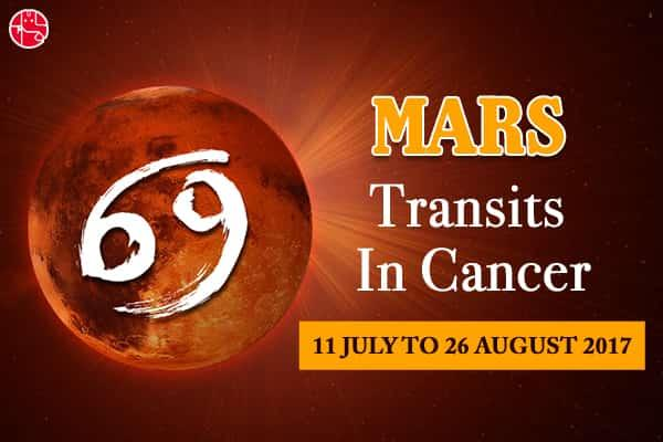 Mars Transit In Cancer: Know How Will It Affect You