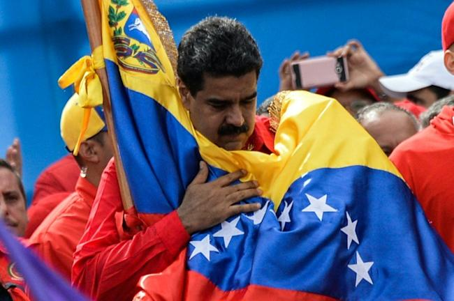 Venezuelan President Nicolas Maduro's wife and son are members of the new Constituent Assembly