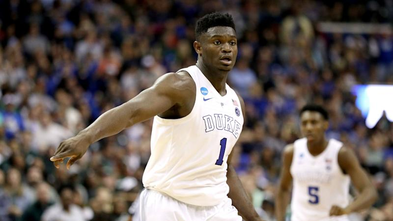 Image result for zion williamson
