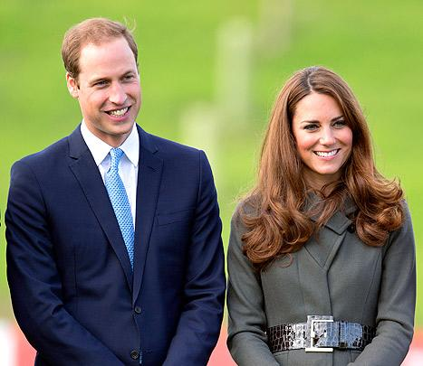Kate Middleton, Prince William Thank Hospital Staff After Son's Birth