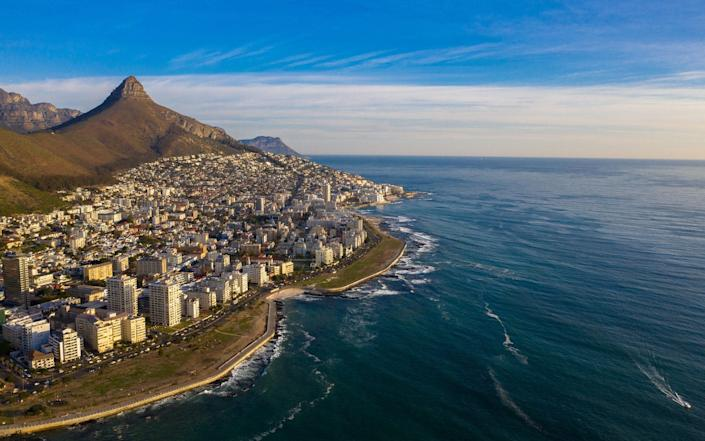South Africa - iSTOCK