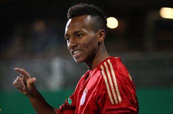Julian Green makes professional debut in Champions League