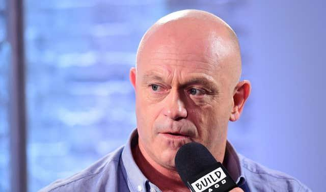 Max Lahiff's interview style has been likened to Ross Kemp's performance in the comedy show Extras