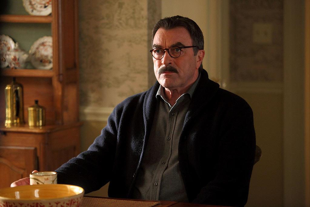 "Tom Selleck stars as Frank in ""Blue Bloods."""