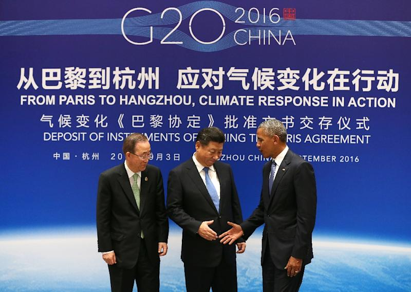 Paris Climate Change agreement passes key threshold