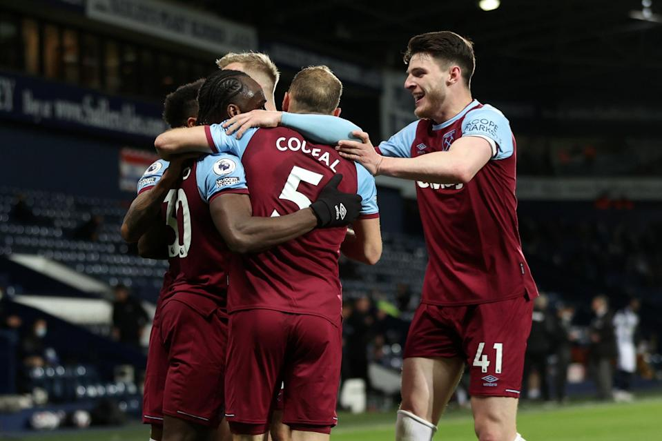 <p>West Ham need only a point against Southampton to book a Europa League spot</p> (Getty Images)
