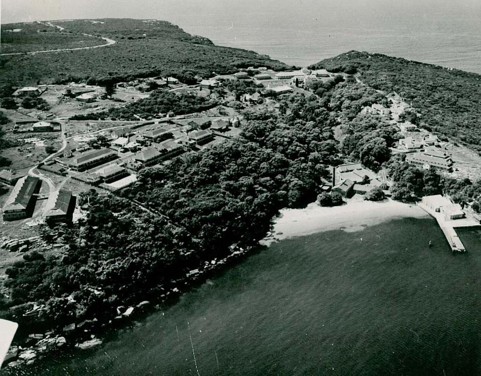 The quarantine station has been in operation since 1832. Photo: The Office of Environment and Heritage
