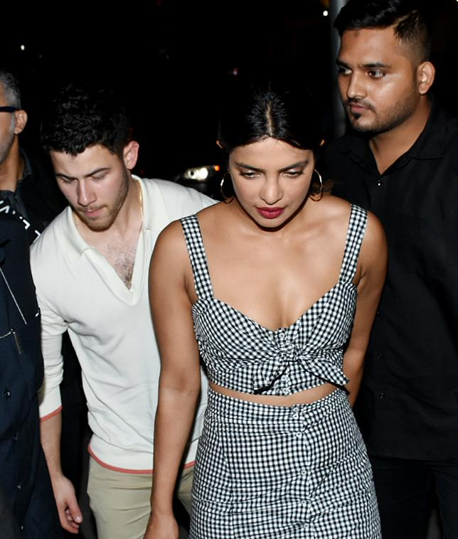 <p>Nick Jonas also developed a habit of commenting on PeeCee's Instagram posts. Priyanka also posted heart smileys on his photos, recently. </p>