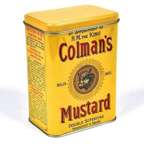 <span>Cutting the mustard: Colman's has gone up in price</span>