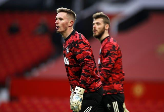Solskjaer has a decision to make on which of his goalkeepers will start the final.