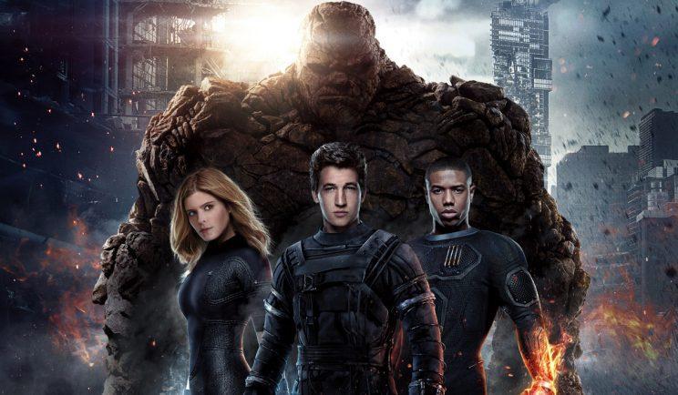 Josh Trank's recent Fantastic Four film - Credit: 20th Century Fox