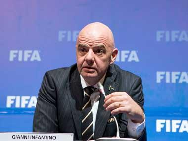 Qatar open to idea of hosting 48-team World Cup in 2022, confirms FIFA president Gianni Infantino