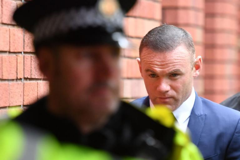 Wayne Rooney pleaded guilty to drink-driving. Copyright [PA]