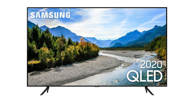 "Samsung Smart TV 50"" QLED 4K 50Q60T"