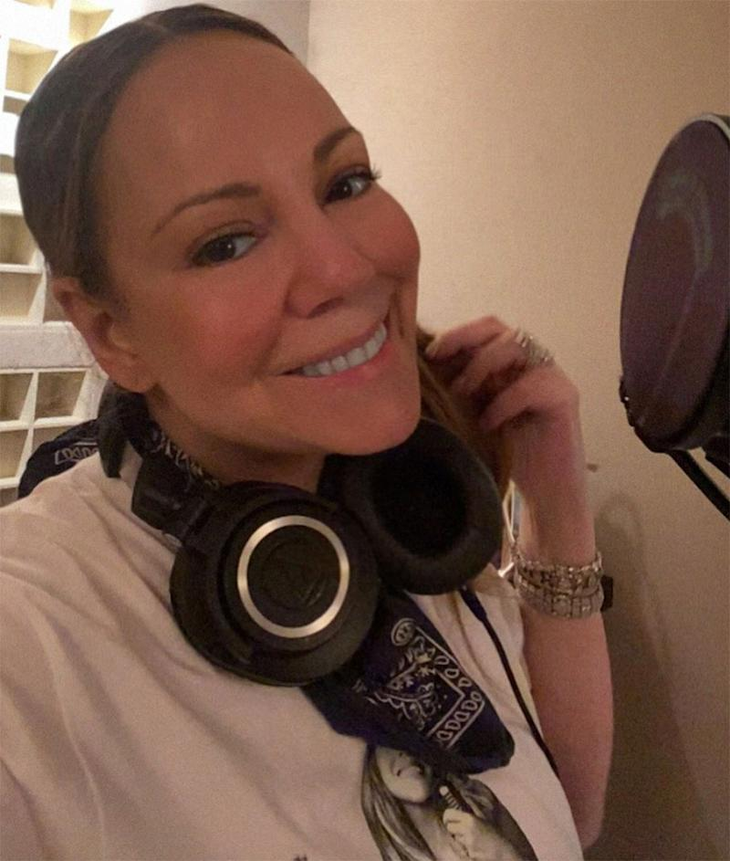 Mariah Carey Celebrates 50th Birthday with Her Twins as She Calls Herself 'Eternally 12'