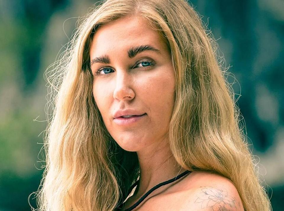 Brittany Whitmire, Britt, Naked and Afraid of Love